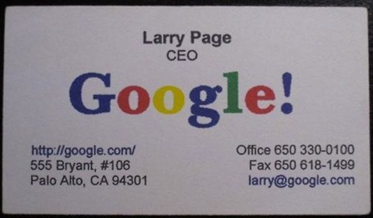 Larry Page VC