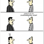Chandigarh has 4G Now [Trak.in Toons]