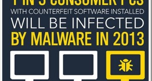 Pirated software to cost $22 bln and 1.5 bln hours in 2013 [Report]