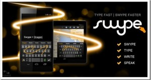 Swype Keyboard Finally Out Of Beta; Supports Urdu, Tamil, Hindi and Hinglish!