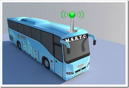 Shivneri bus internet
