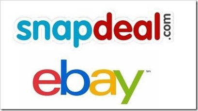 Snapdeal ebay