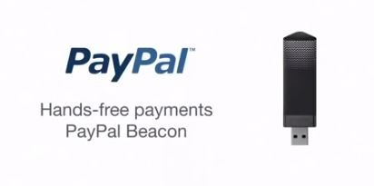 PayPal Launches Beacon, A USB Bluetooth Device To Accept Hands-Free Payments