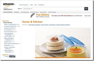 E-Commerce Digest: Amazon.in Launches Home & Kitchen Category, eBay acquires Braintree & More...