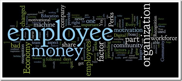 The New Economy 5 Ways To Keep Your Employees Motivated Without Money
