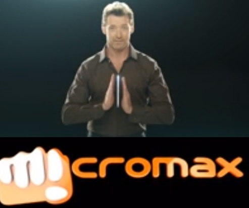 Micromax Goes Truly Global, Ropes in Hollywood Superstar Hugh Jackman as Brand Ambassador
