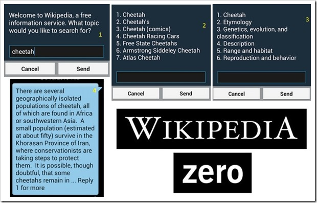 Airtel & Wikimedia Foundation Join Hands To Provide Free Wikipedia Access via SMS & USSD