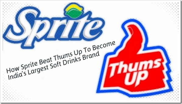 How Sprite Beat Thums Up To Become India's Largest Soft Drinks Brand [Insights]