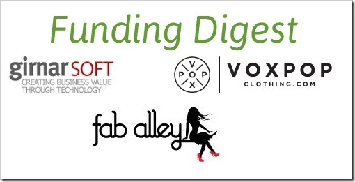 Funding Digest: FabAlley, Cardekho, VoxPopClothing Raise Funds