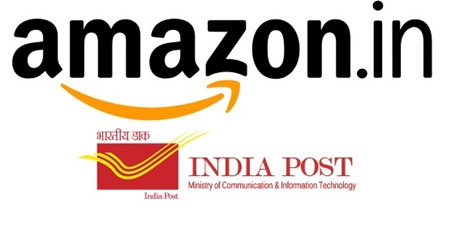 Amazon Pilots Cash On Delivery Model With India Post