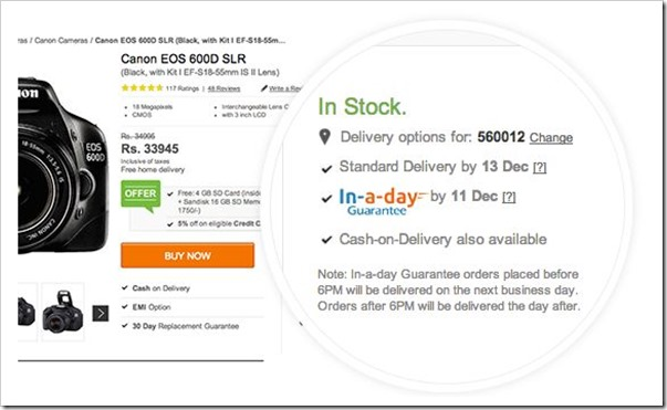 Flipkart In A Day