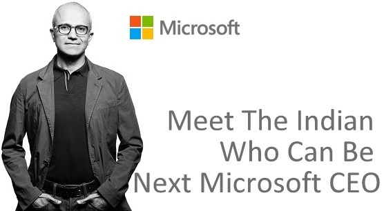 Satya Nadella - Meet The Indian Who Can Be Next Microsoft CEO