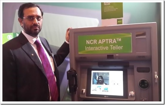 ATMs Will Soon Serve Extended Bank Branches With Live Interactive Teller On Video