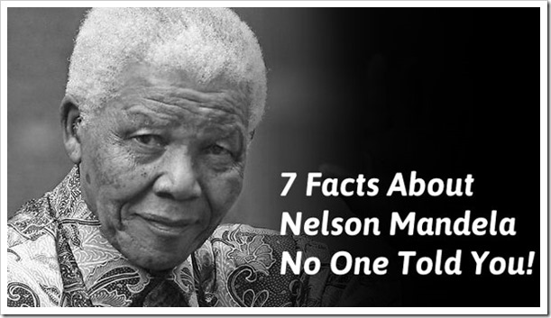 important nelson mandela facts essay Web essay: nelson mandela, the conscience of the world as the encomiums flood in from around the globe, it is important to remember that mandela was not always held in such universal esteem ronald reagan and margaret thatcher.