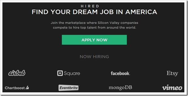 Find Your Dream Job in America