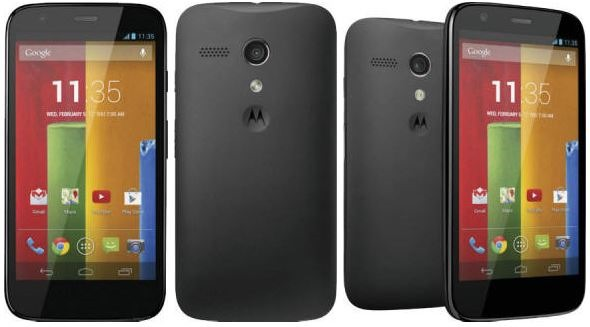 Moto G Launch India