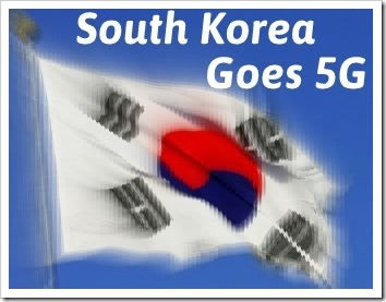 South Korea Is Going 5G