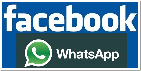 Facebook Acquires WhatsApp For A Whopping $19 Billion