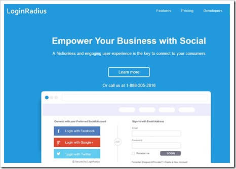 LoginRadius Gets 1.3 Mln Funding To Increase API Based Social Website Logins!