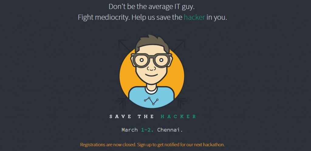 Save The Hacker