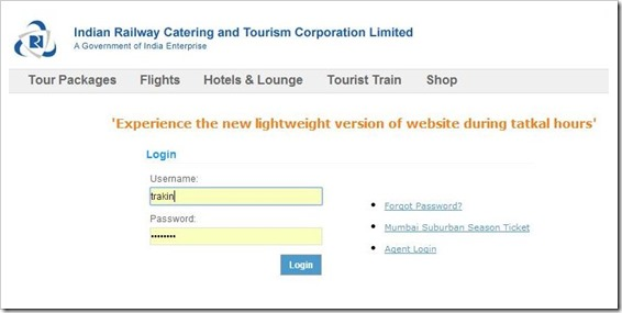 IRCTC Creates New Record With 5.8 Lakh E-Ticket Bookings In A Day!