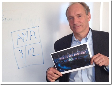 Tim Berners Lee on Web
