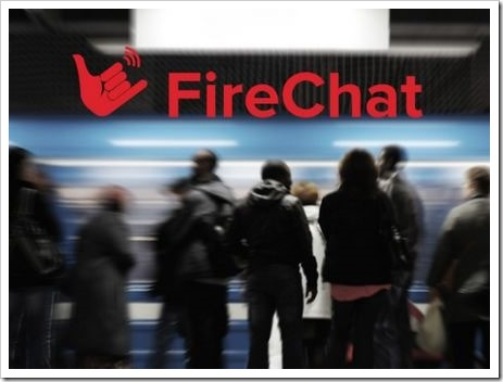 FireChat – An Off-The-Grid Mobile App That Allows Chat Even Without Internet Or Mobile Network
