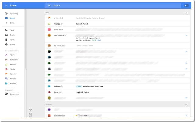 Gmail New layout1