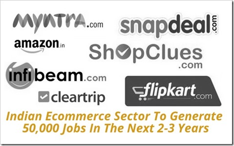 Indian Ecommerce Job creation