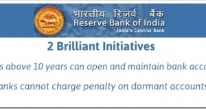 2 Brilliant RBI Initiatives: Bank Account For Minors & No Fees On Dormant Accts