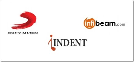 Sony Music Infibeam Indent