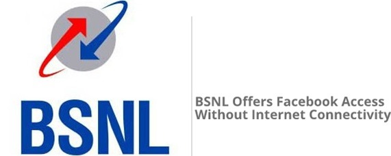 BSNL FAcebook access internet