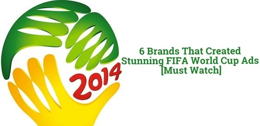 FIFA World Cup TV Ads