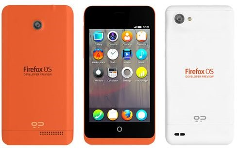 $25 Firefox OS Smartphone Set To Arrive In India This Year