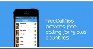 FreeCallApp: An Android App Offering Free Voice Calls Even On 2G Network!