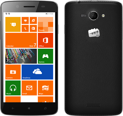 W121-Micromax Windows Phones