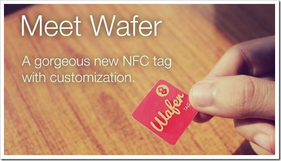 Wafer NFC Tag