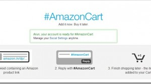#AmazonCart Feature Arrives on Amazon India Site