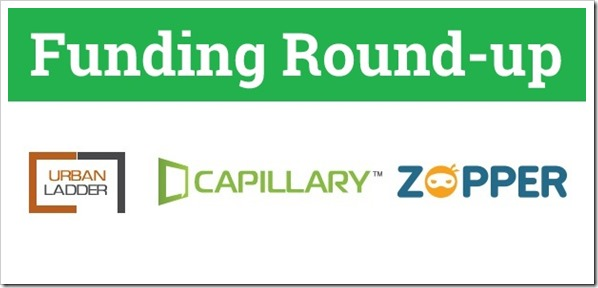 Funding Roundup July14