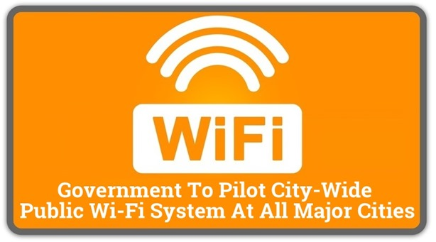Citywide wifi system