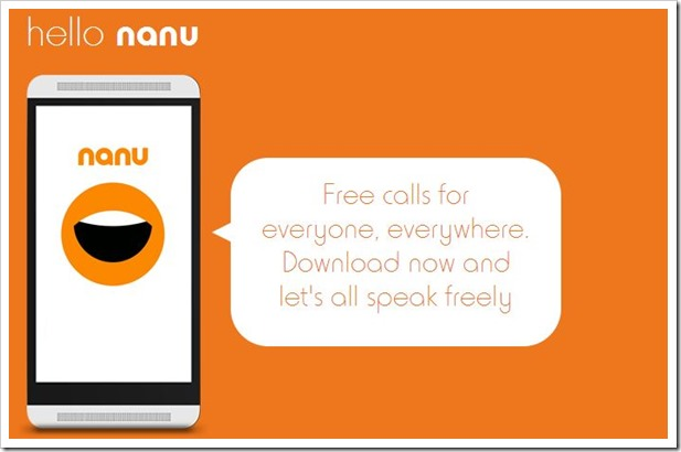 Nanu A New Android App To Make Free International Calls On 2g To Normal Phones