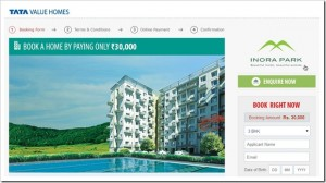 Snapdeal And Tata Value Homes Partner To Bring Online Home Bookings For Rs. 30,000