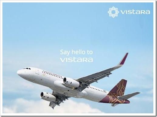 Vistara Airlines