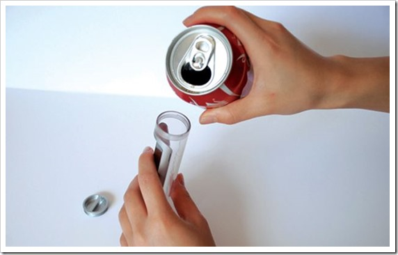 soft drink charger