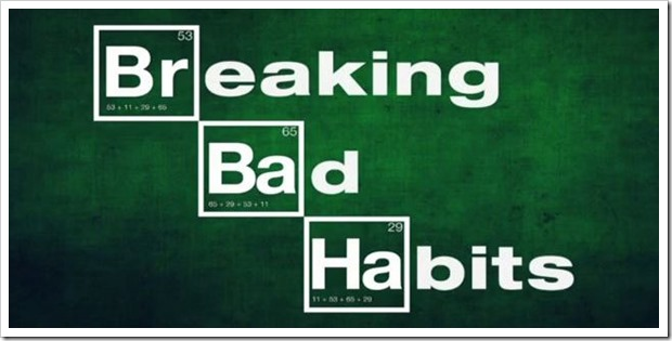 6 Steps to Breaking Bad Habits