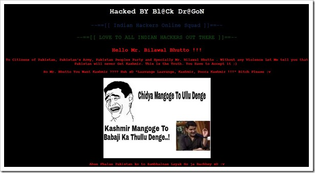 Hacked by Black Dragon India