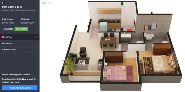 Tata Value Homes And Housing.com Partner to Showcase & Sell Apartments Online