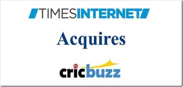 Times Internet Cricbuzz