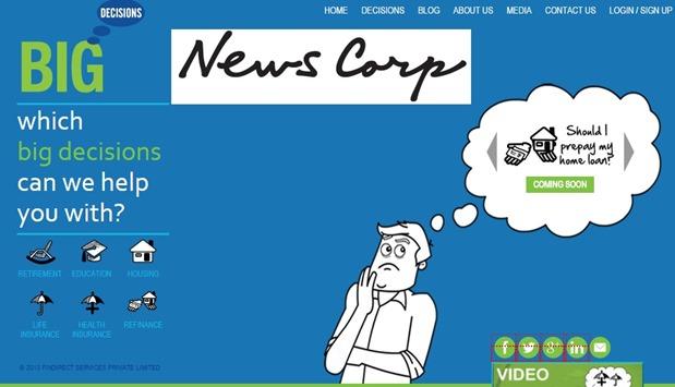 BigDecisions NewsCorp