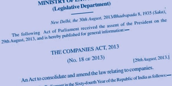 Companies Act Amendment
